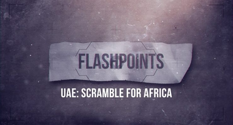 City-State or Empire?  The United Arab Emirates Seeks dominance in the Horn of Africa