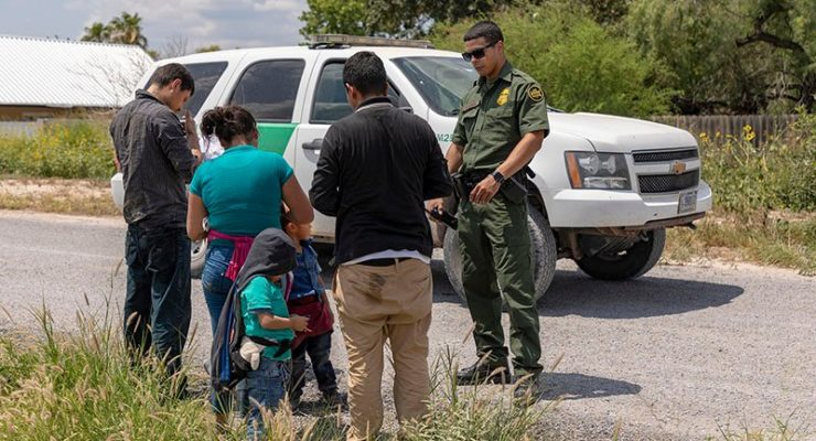 Auditor says Trump admin. knew 'zero-tolerance' would separate children from parents at border