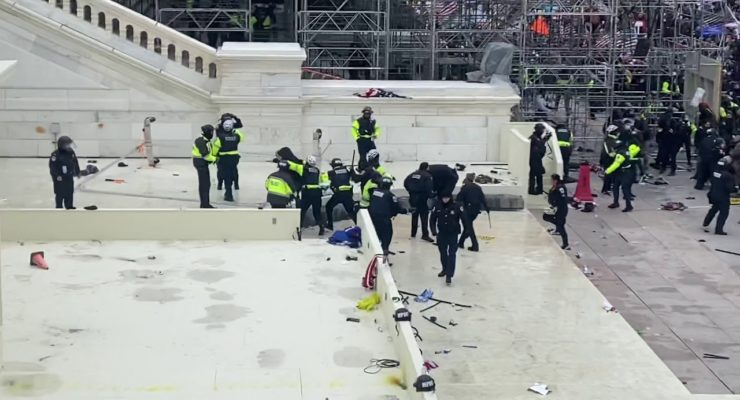 """""""I Don't Trust the People Above Me"""": Riot Squad Cops Open Up About Disastrous Response to Capitol Insurrection"""