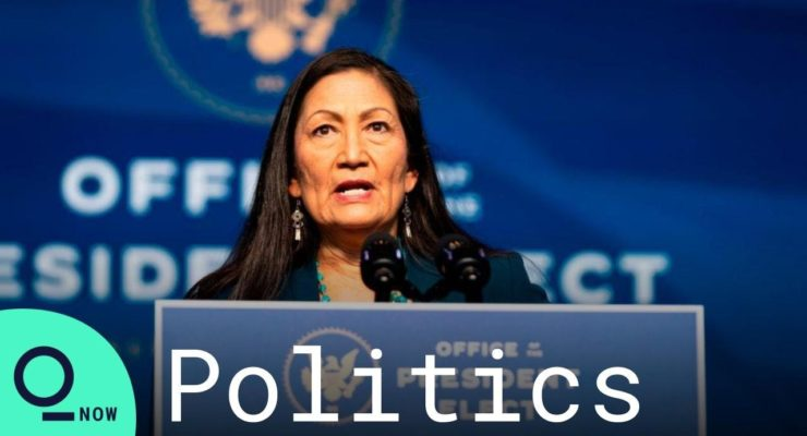 'Indian Country' is excited about the first Native American secretary of the interior – and the promise she has for addressing issues of importance to all Americans
