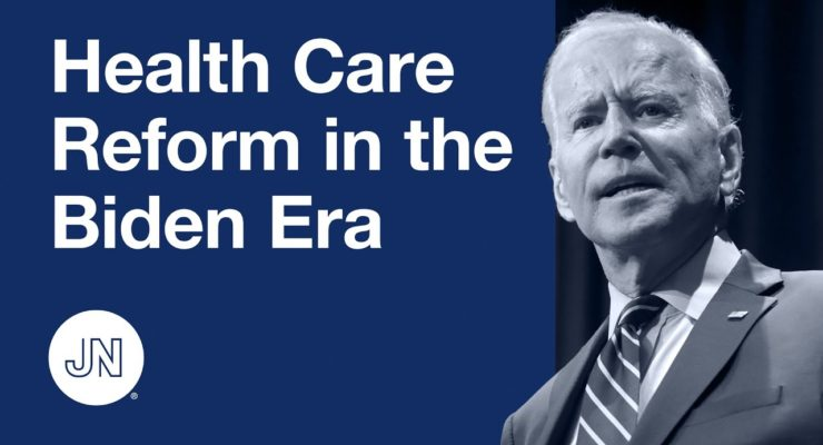 Public option in Biden plan could change the face of US health care