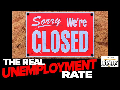 Yes we need the $1.9 Trillion Stimulus: Real Unemployment is 3 times what they're telling us