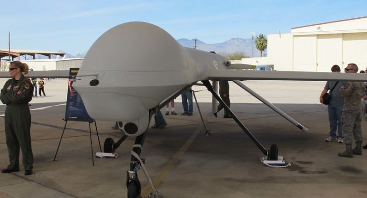 Not Targeted or Bloodless: Why We Need an International Convention on Drones