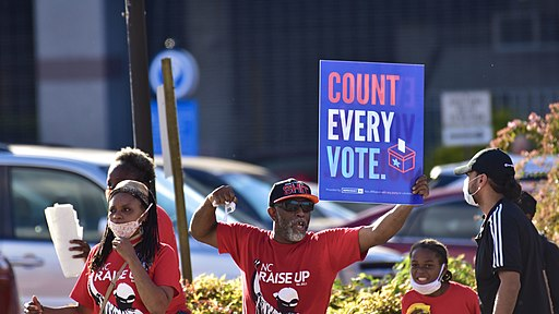 A Mob Is Coming for Your Voting Rights