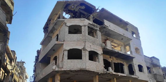 Every day is war' – a decade of slow suffering and destruction in Syria