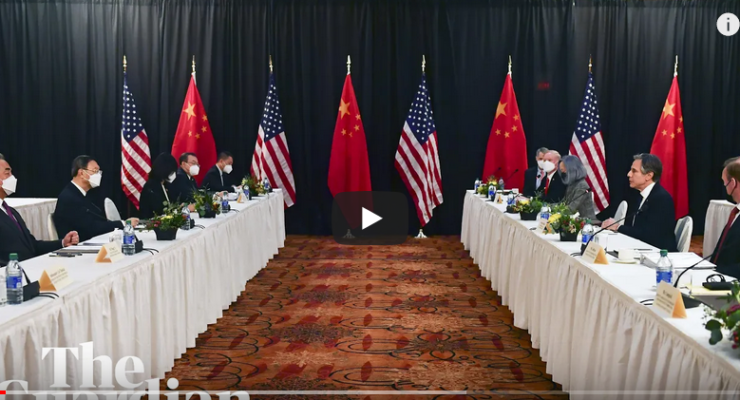 Yes, Anti-China invective in Foreign Policy puts a Target on Asian-Americans' Backs