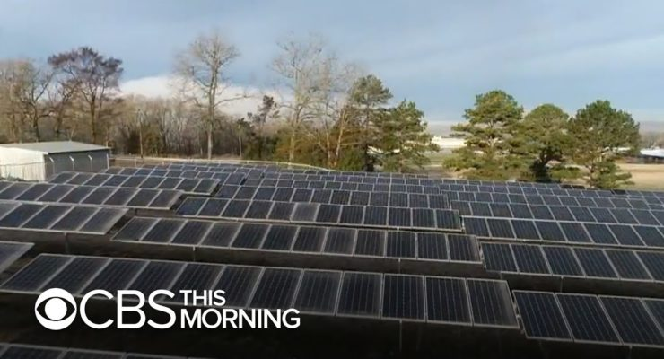 A Green New Deal: Arkansas School District goes Solar, Gives Teachers $1000s in Bonuses with Savings