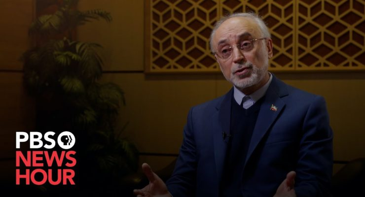 Amid Nuclear Standoff, Who's In The Running To Take The Reins In Iran?
