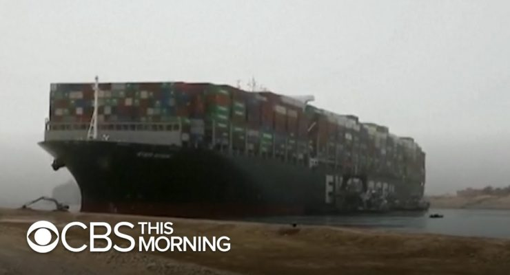 Did Egypt's Military Dictatorship lead to the Suez Canal Ship-Blocking Crisis?