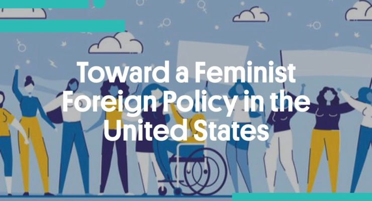 How a 'feminist' foreign policy would change the world