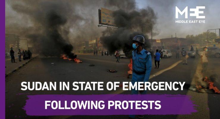 Sudan's Progressive, Secular Revolutionary Government faces Food Riots and Ethnic Violence