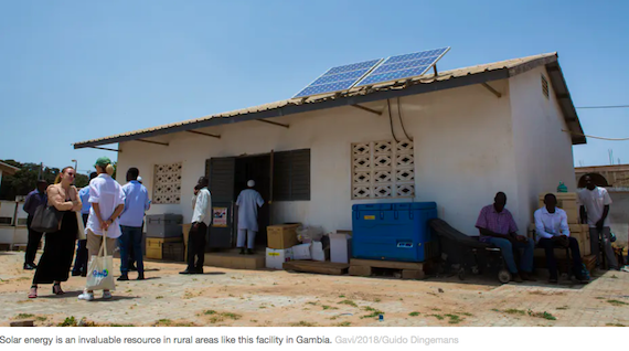 How Solar technologies can speed up vaccine rollout in the Global South