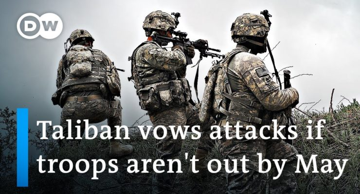 As Biden Announces US will Leave Afghanistan, what Forces will Shape its Future?