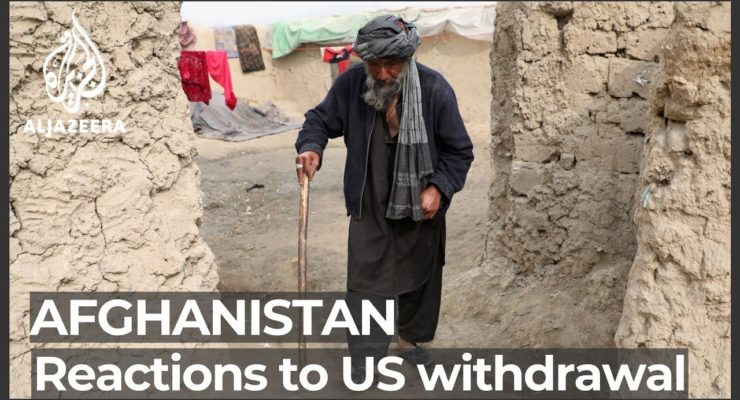As the US plans its Afghan troop withdrawal, what was it all for?