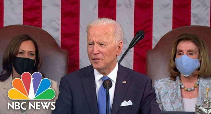 Biden's first 100 days show a president in a hurry and willing to be bold