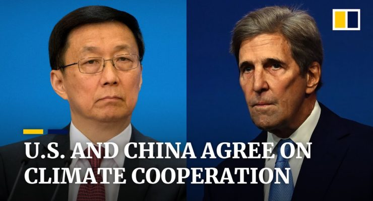 Despite Hawks Seeking new Cold War, the US and China can only Confront Climate Emergency by Cooperating