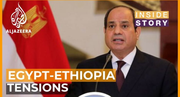 """Egypt's Sisi threatens 'Instability that no one Can Imagine"""": Will the Next Mideast War be over Water?"""
