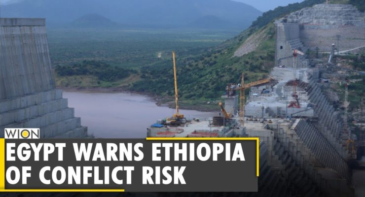 How Renewables could Forestall an Egypt-Sudan-Ethiopia War over the Grand Renaissance Nile Dam