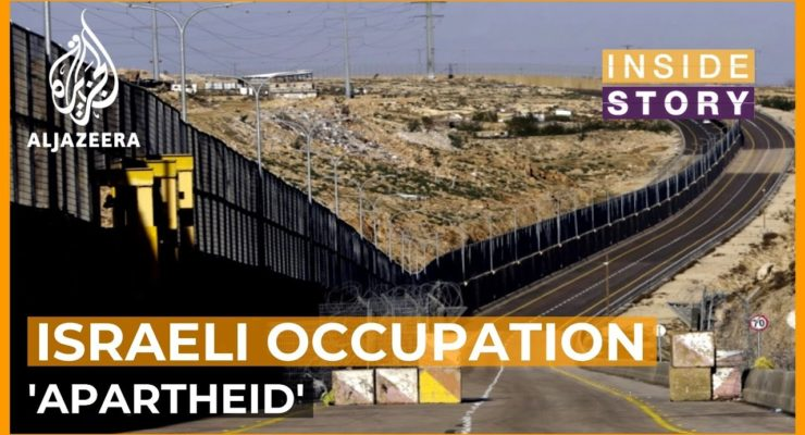 How the US is shielding Israel from Apartheid charges and itself from complicity charges
