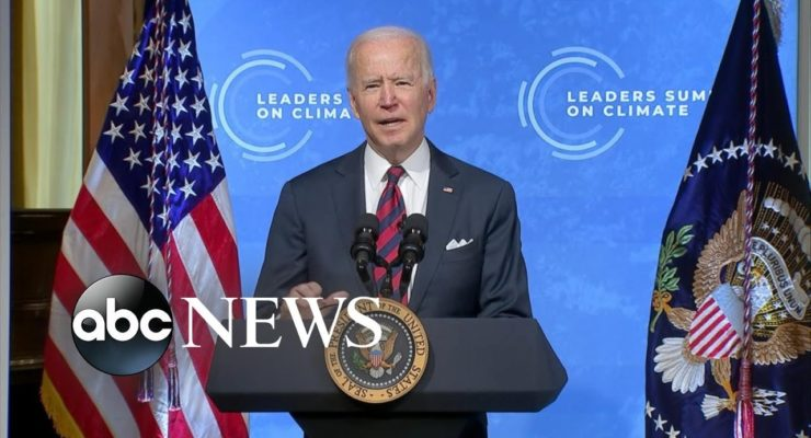 New US climate pledge: Cut emissions 50% this decade, but can Biden make it happen?
