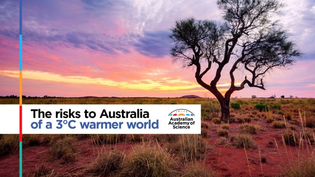Seriously ugly: here's how Australia will look if the world heats by 3°C [5.4°F] this century