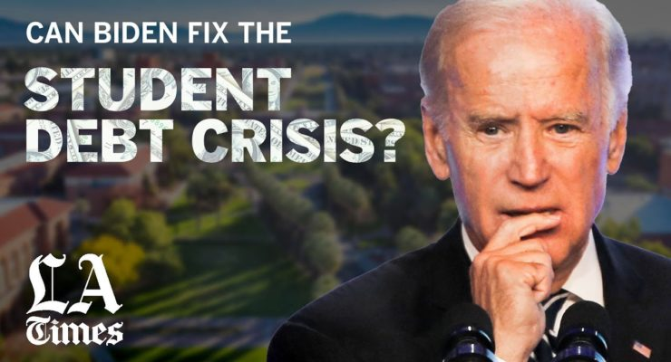 Yes, Biden needs to Cancel Student Debt up to $50K: Society and Employers should pay for College to begin With, like High School