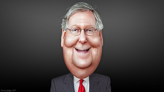 Mitch McConnell, Shepherd of Shame: Taking Names for a New, Deeper Circle of Hades