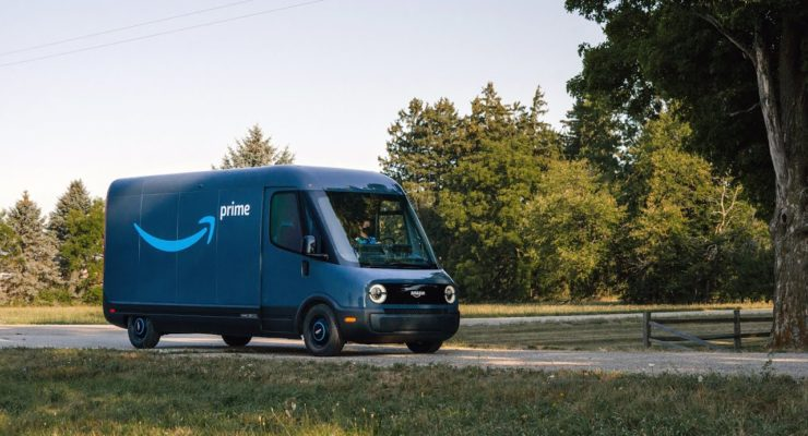 Delivery Trucks are beginning to go electric: And swappable Batteries Help