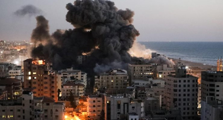 Did Israel Exacerbate the situation in Gaza to shift attention from its Sheikh Jarrah evictions?