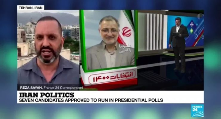 Iran:  The Election Trump did succeed in Spoiling