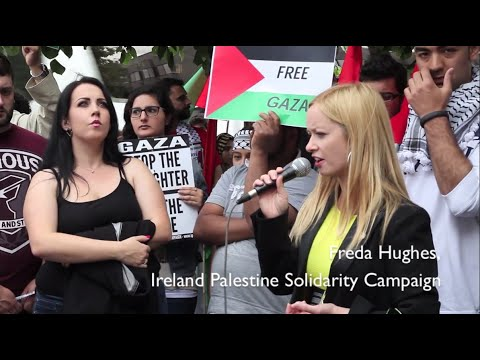 Irish Parties and People demand Expulsion of Israeli ambassador, Fines for importing Settler-made Goods