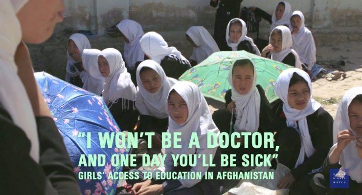 Killing Schoolgirls in Afghanistan:   Fundamentalist Attackers Target Girls Leaving Kabul High School