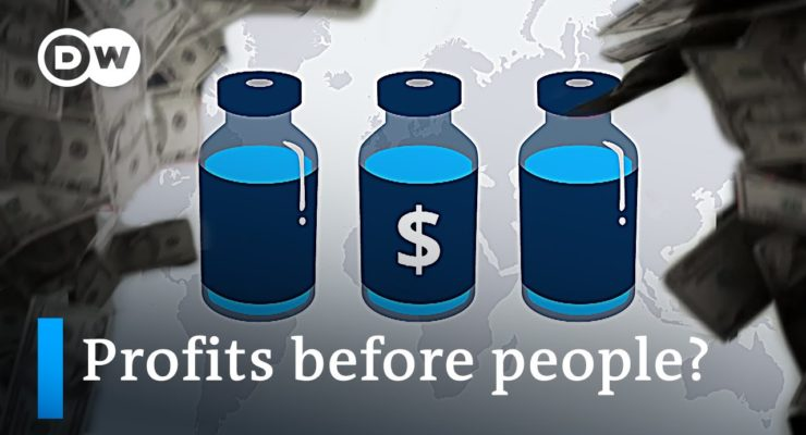Pfizer and Big Pharma need to waive Patents on Covid-19 Vaccine to Save the World