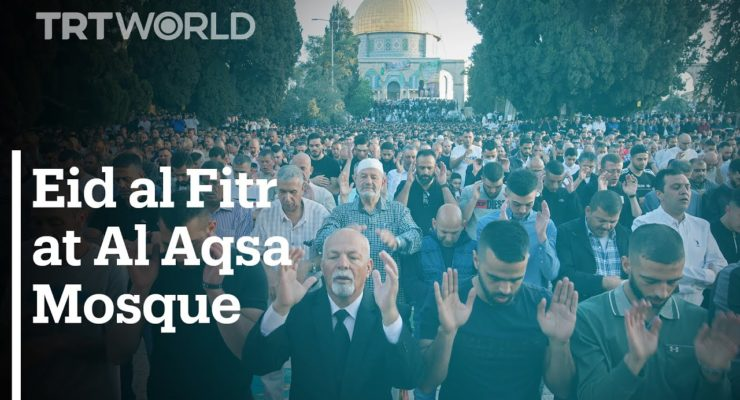 Why the Al-Aqsa Mosque has often been a site of conflict