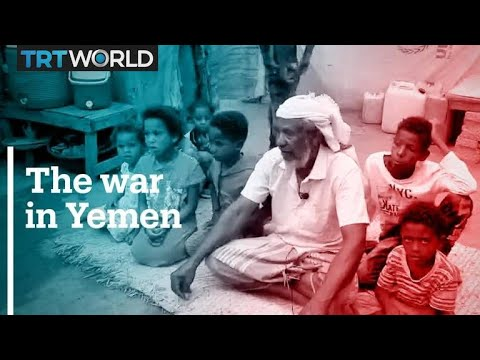 With 50K Yemenis starving to death and 3 mn displaced by War, Western Gov'ts still Back Saudi War