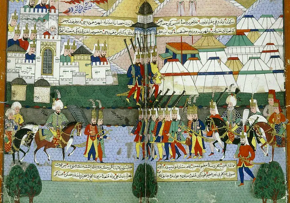 What the Ottoman Empire can teach us about the consequences of climate change – and how drought can uproot peoples and fuel warfare