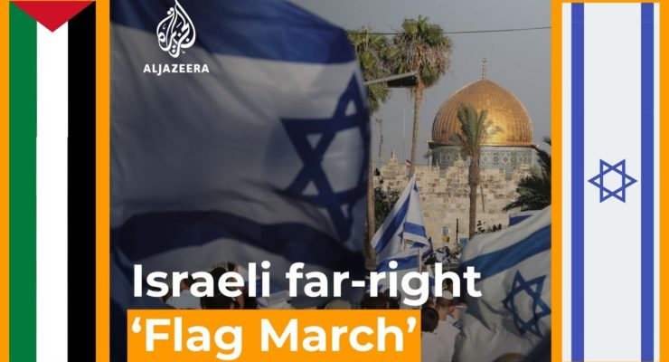 How Israel's Extremist-Right Flag March helped Mobilize Young Palestinians for Resistance to Apartheid Rule