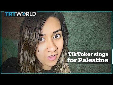 How TikTok Videos are exposing Israeli repression of Palestinian Dissent