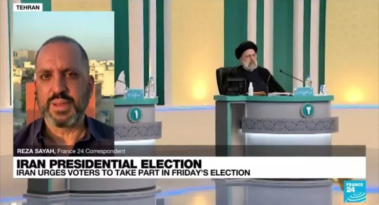 If Hard Liner Raisi wins Iran's Presidential Election, he has Trump to Thank