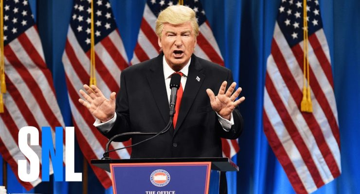 In Siccing Justice Dept. on Jimmy Kimmel and SNL, Trump Channeled worst Mideast Dictators