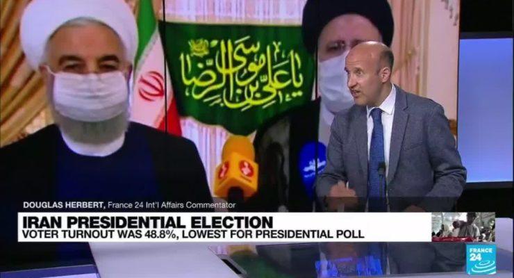 Iran: Overseer of Mass Executions Elected President: Further Erosion of Political Rights, Accountability