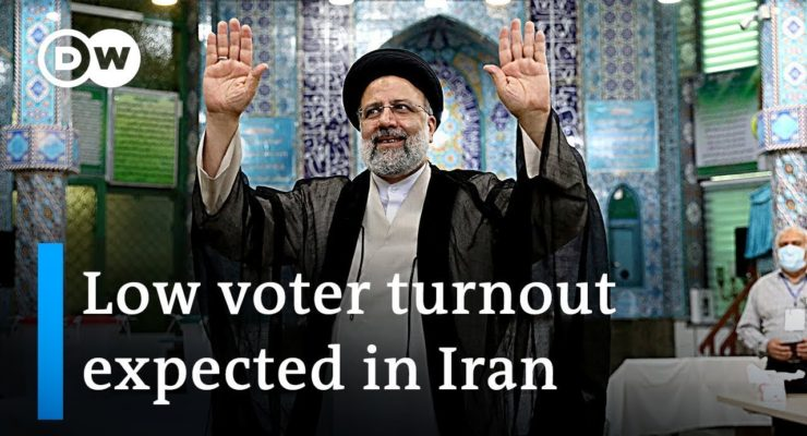 Iran's Leading Candidate for President is a far right Notorious Hanging Judge