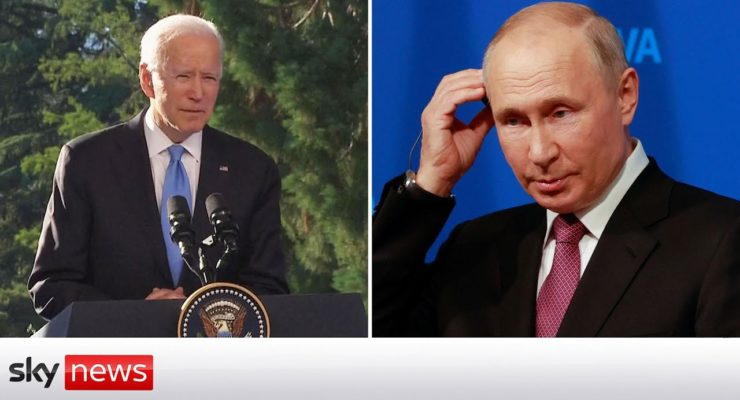 Is Putin's Positive View of the Biden Summit a sign he is Souring on his China Alliance?