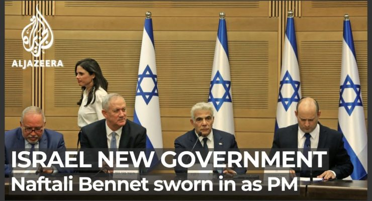 Israel's Netanyahu may be ousted but his hard-line foreign policies remain