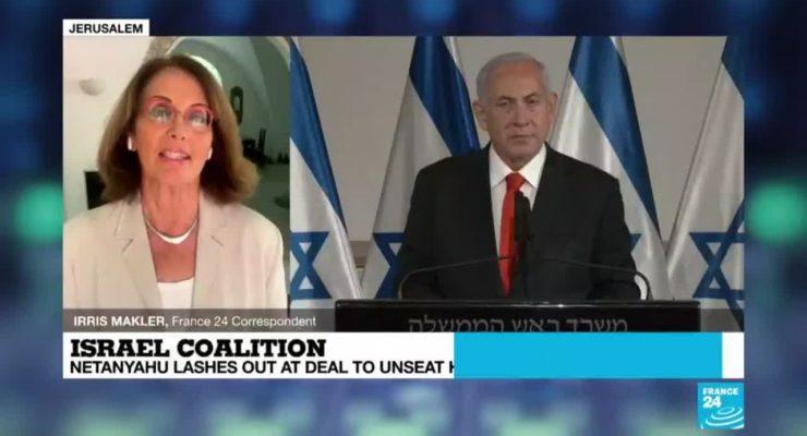 Israel's Netanyahu pledges to destroy President Biden's Iran, Settlements Policies if he Can Survive