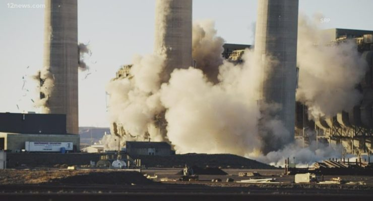 The Navajo and Hopi are Abandoning Coal, but need help with Clean-Up and Transition to Renewables
