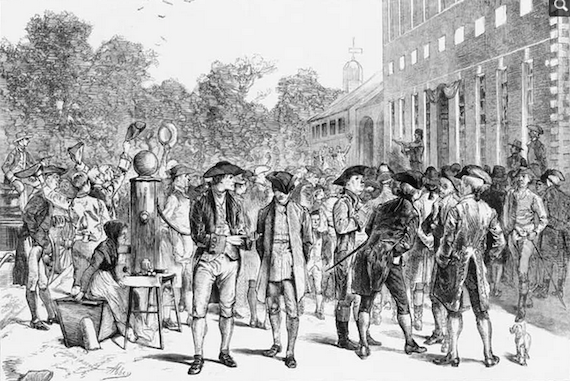 The Declaration of Independence wasn't really complaining about King George, and 5 other surprising facts for July Fourth