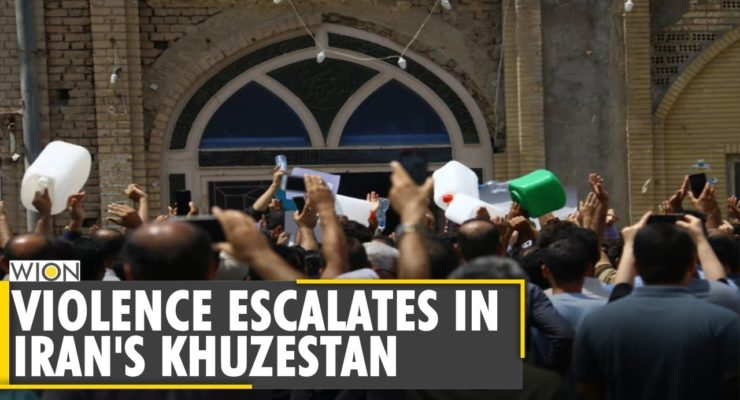 Climate Crisis Grips Iran with Water Shortages, Provoking Protests, Clashes in Southwest