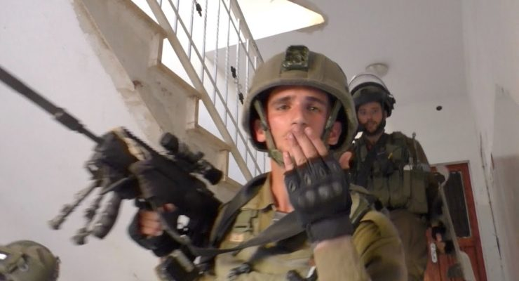 European Union, U.S. bear Responsibility for Israel's Squatter-Settlements on Palestinian Land
