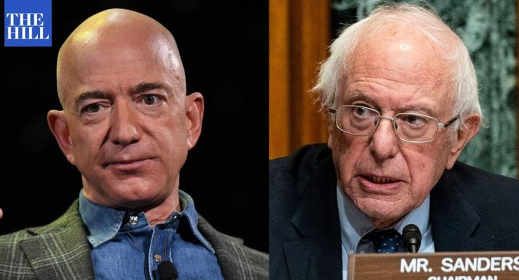 Jeff Bezos Should Have Thanked American Taxpayers for Paying for His Space Ride